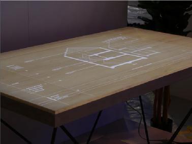 amazon kitchen table outdoor hood 从ces 2017 看厨房智能的创新 53iq 杭州纳帕 智能桌子