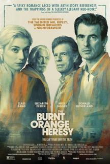 【謊畫情人 The Burnt Orange Heresy】無限制 電影 線上看 - 愛優映電影