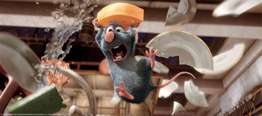 라따뚜이 Ratatouille劇照