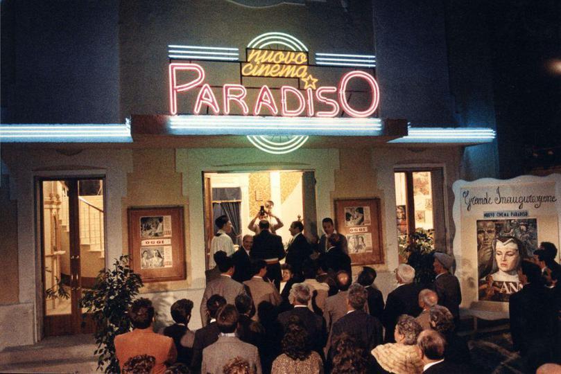 《新天堂樂園》30週年數位修復版 Cinema Paradise劇照