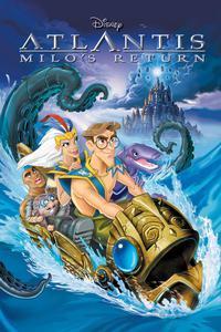 【亞特蘭蒂斯2:神祕的水晶 Atlantis: Milo's Return】無限制 電影 線上看 - 愛優映電影