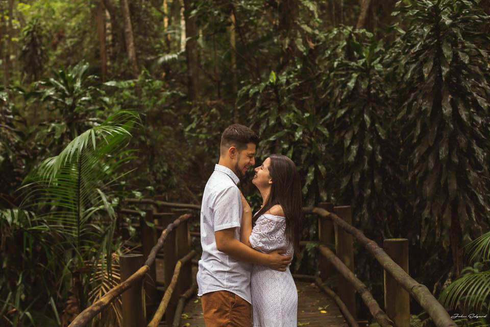 Jardim Botanico Pre Wedding 3