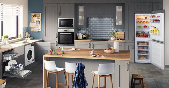 Kitchen Appliances  Domestic Appliances  Beko