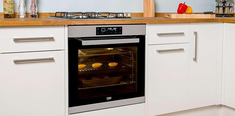 kitchen ovens wolf cabinets beko designed to make cooking enjoyable uk