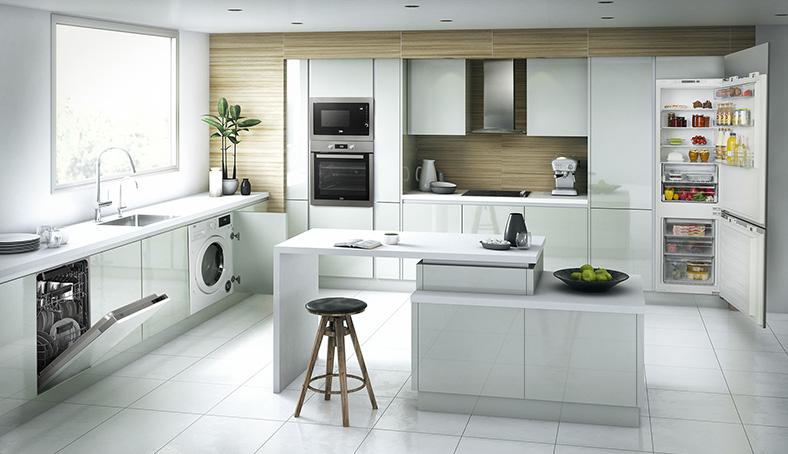 Five Benefits Of A Builtin Kitchen  Beko Uk