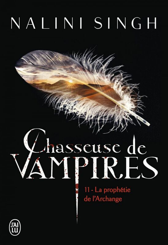 Chasseuse De Vampires Tome 9 Pdf : chasseuse, vampires, Chasseuse, Vampires, (Tome, Prophétie, L'Archange