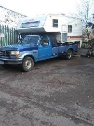Truck And Camper Combo For Sale : truck, camper, combo, Truck, Camper, Combo, Shoppok