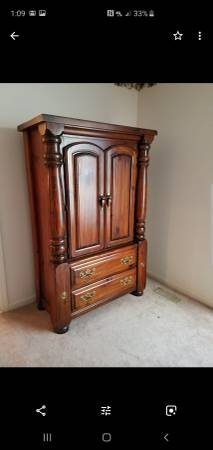 Paul Bunyan Furniture : bunyan, furniture, Bunyan, Vintage, Bedroom, Suite, (Bethlehem), Furniture, Hickory,, Shoppok