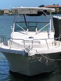 Bayliner 30' Yacht 2950 Encounter Sedan Command Bridge 1980 - $8995 (Tacoma) | Boats For Sale | Seattle. WA | Shoppok
