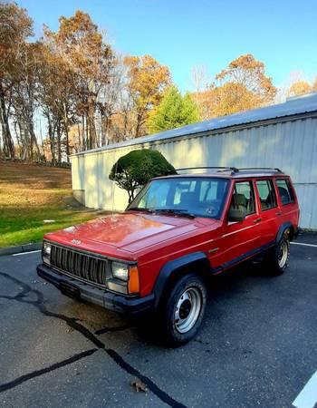 Jeep Xj Lowered : lowered, Cherokee, ZeMotor