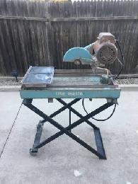 target tilematic g2 wet tile saw w