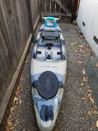 Eagle Talon Kayak : eagle, talon, kayak, Field, Stream, Eagle, Talon, (Stockton), Boats, Stockton,, Shoppok