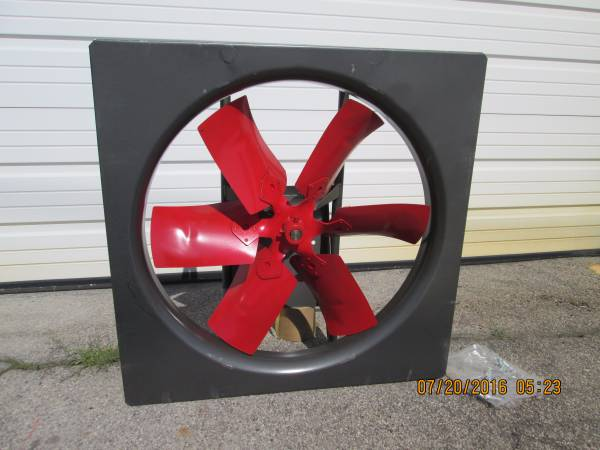 dayton exhaust fan brand new 250