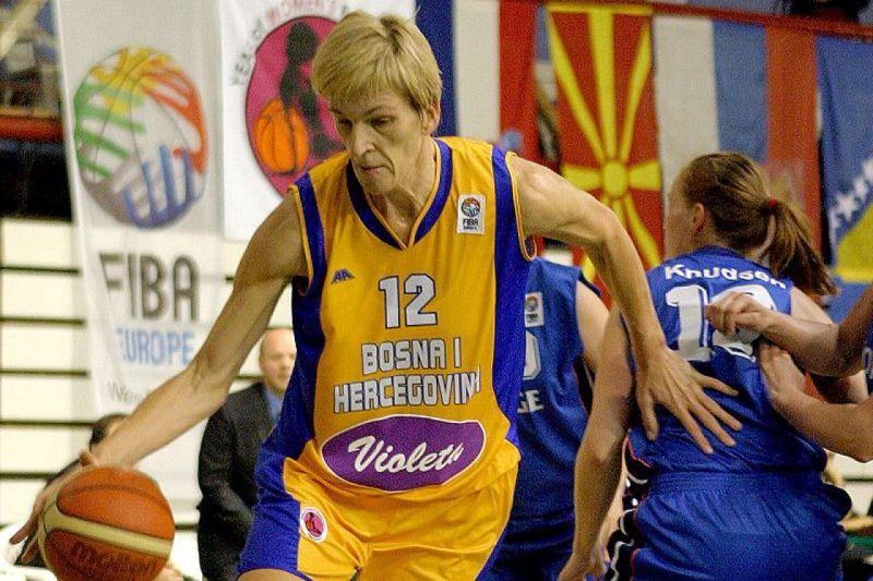 Razija Mujanovic,Bosnia Herzegovina, selección