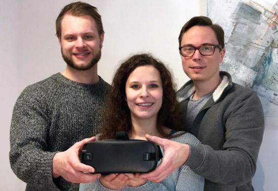 Ekipa koja stoji iza startupa VRET - Mostarski startup VRET: Virtualnom stvarnošću liječe pacijente