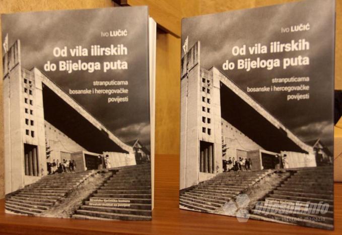 Predstavljena knjiga Ive Lučića - Predstavljnej knjiga Ive Lučića