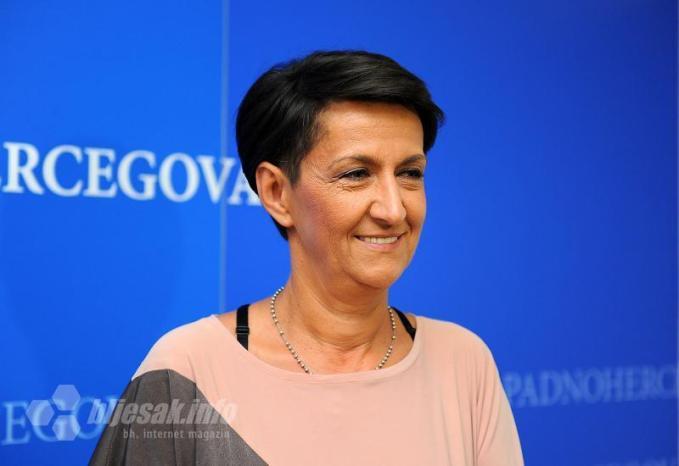 Ružica Mikulić - ŽZH: Učenike od 1. do 5. razreda na klupama će dočekati besplatni udžbenici