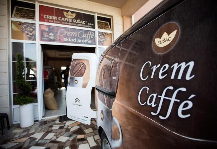 Crem Caffe Sušac - Raste izvoz čapljinske kave