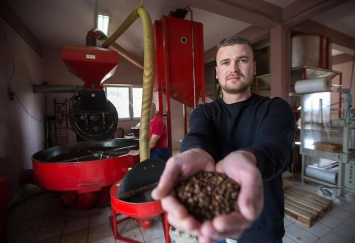 Leo Sušac - Raste izvoz čapljinske kave