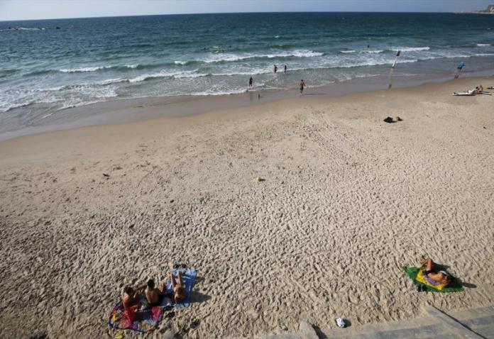 Plaže i ulice u Izraelu tijekom karantene - Tri tjedna karantena: Evo kako izgledaju ulice i plaže u Izraelu