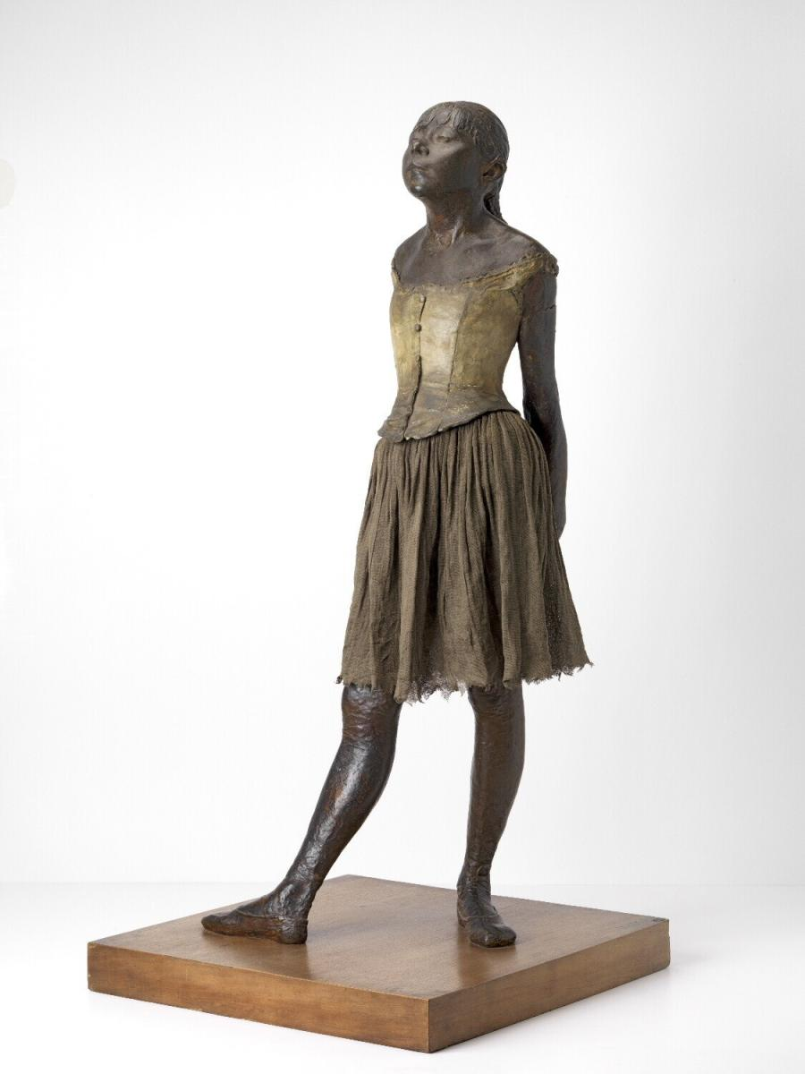 Petite Danseuse De 14 Ans : petite, danseuse, Petite, Danseuse, Quatorze, Museum, Boijmans, Beuningen