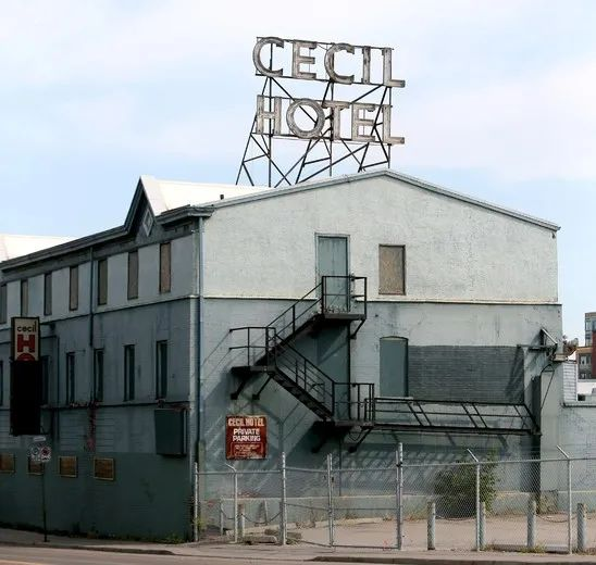 Calgary loses a landmark after centuryold Cecil Hotel