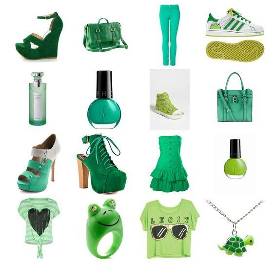 été-green