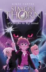 017 - Simon Thorn et le sceptre du roi