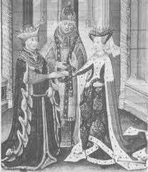 Mariage XVème siècle