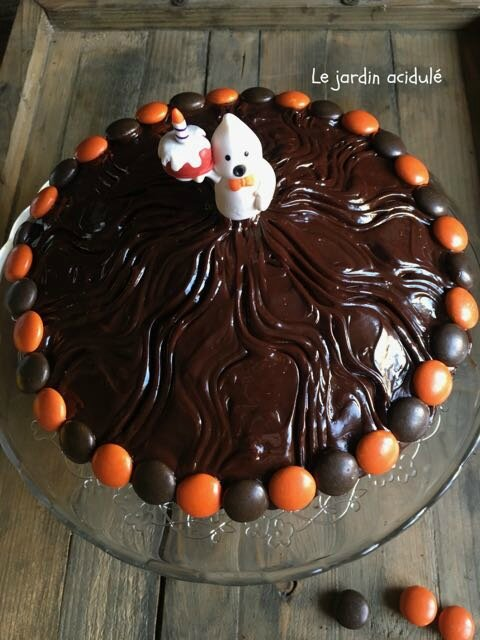 zebra cake halloween 3