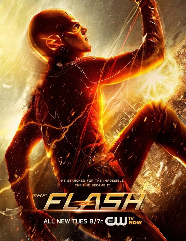the-flash-poster-impossible-serie