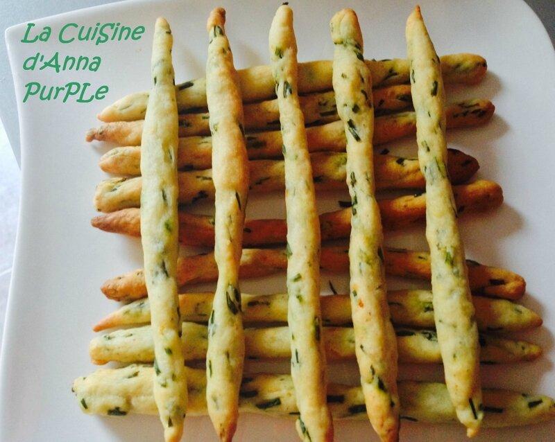 gressins parmesan basilic et citron 3 - LA CUISINE DANNA PURPLE