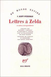 Lettres_a_zelda_et_autres_correspondances