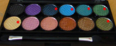 Make_up_n_6_palette