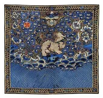 an_embroidered_satin_xiezhi_rank_badge_buzi_19th_century_d5477075h