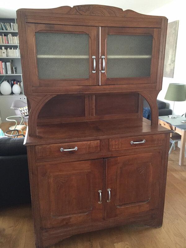 meuble bas cuisine 2 portes 2 tiroirs