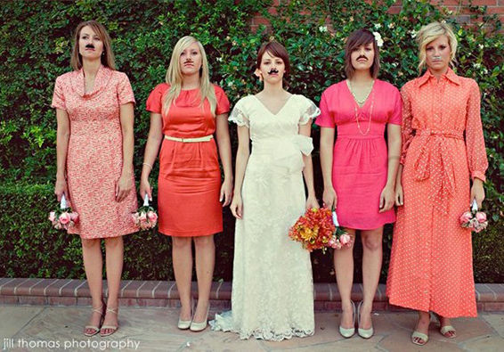 bridesmaida