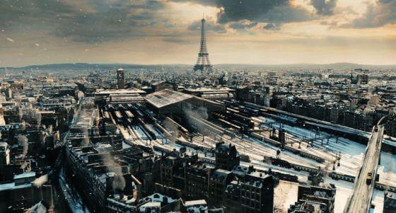 Le Paris d'Hugo Cabret par Martin Scorsese.