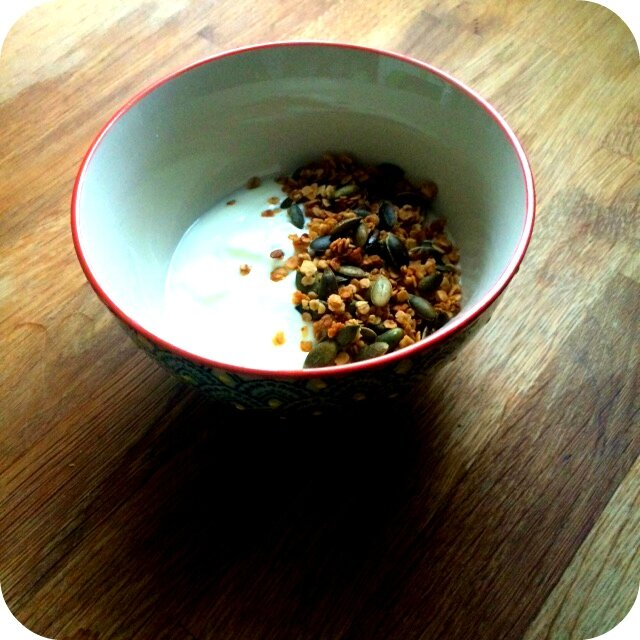 Granola maison - pic