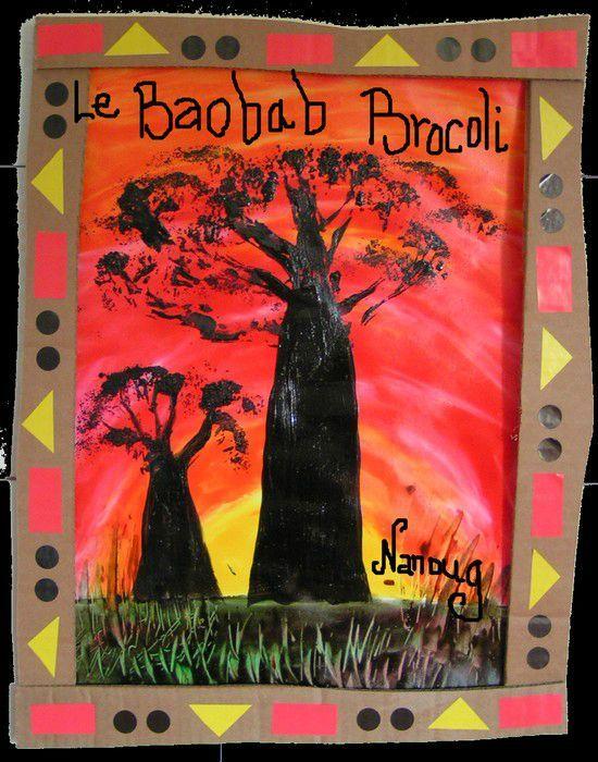 Baobab Brocoli Le Tour De Ma Classe