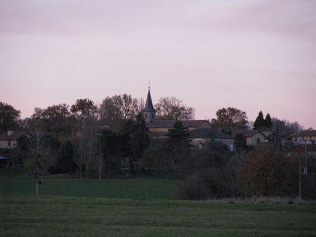 47367400 p Le Pic du midi, la Campagne du Gers, Arrouède en hiver