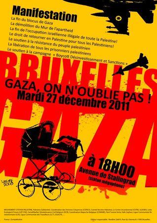 affiche gaza fr