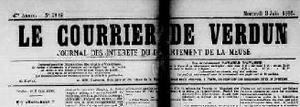 Courrier de Verdun