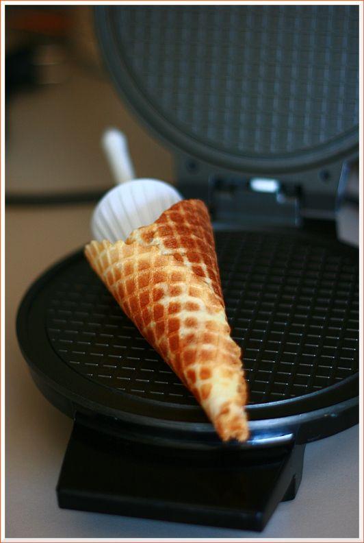 cornets de glace sans gluten simple et sans gluten. Black Bedroom Furniture Sets. Home Design Ideas