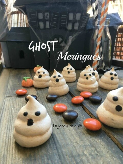 Fantômes meringue 6