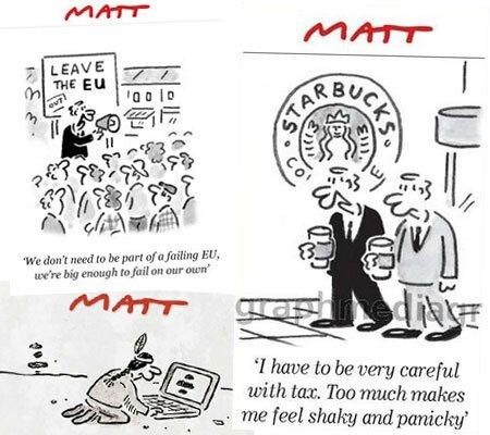 Cartoon-Matt
