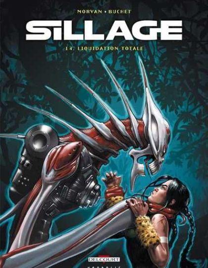 Sillage T14 - Liquidation totale