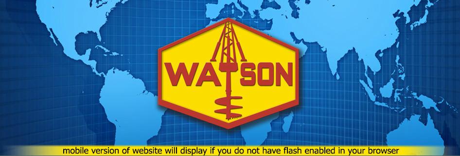 Watson Manufacturing Company