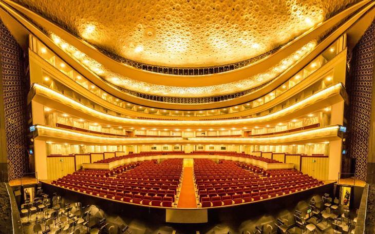 Conociendo 🌎 Gran Teatro de Varsovia - Atracciones turísticas y ...