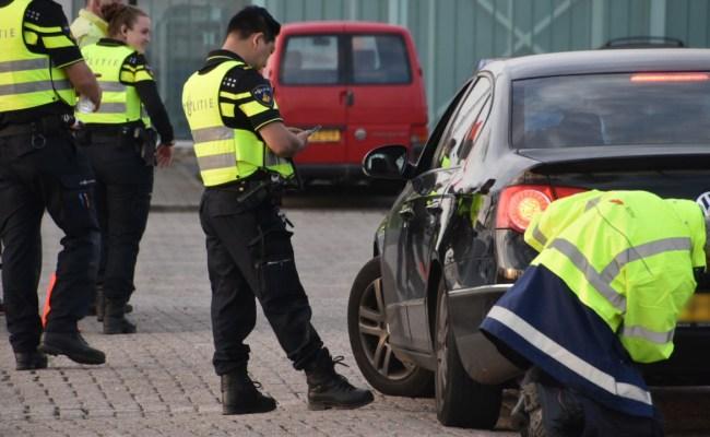 Acht Auto S In Beslag Genomen En 31 Duizend Euro Geïnd Bij